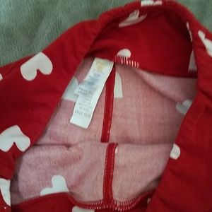 LuLaRoe Pants - Lularoe Valentine's leggings